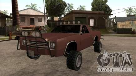 Picador 4x4 for GTA San Andreas
