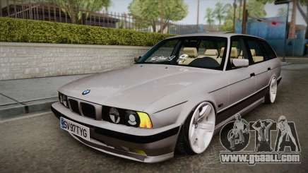 BMW 5 series E34 Touring for GTA San Andreas