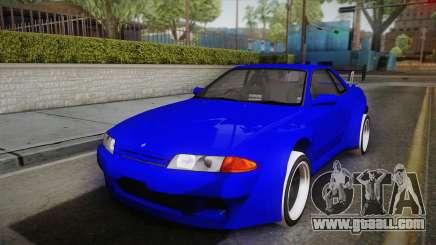 Nissan Skyline GTR32 Rocket Bunny for GTA San Andreas