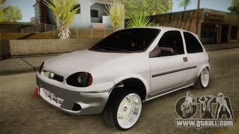 Chevrolet Corsa Camber for GTA San Andreas