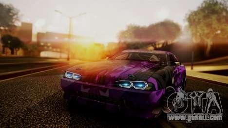 Elegy Hellcat 2.0 for GTA San Andreas side view