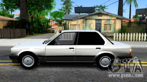BMW 325i E30 for GTA San Andreas left view