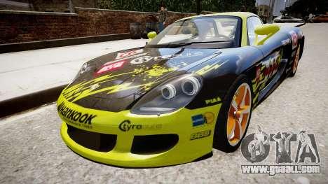 Porsche Carrera GT [EPM] for GTA 4 right view