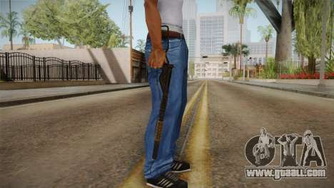Sten Mark II Silenced for GTA San Andreas third screenshot