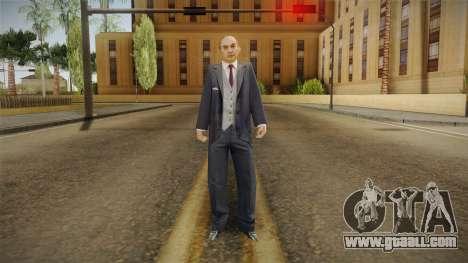 Mafia - Frank Colletti for GTA San Andreas second screenshot