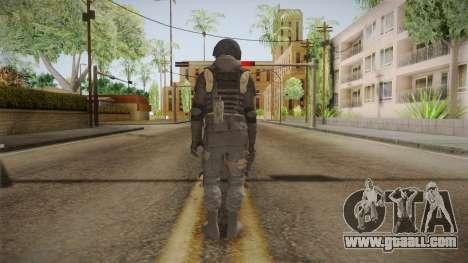 CoD 4: MW Remastered SAS v2 for GTA San Andreas