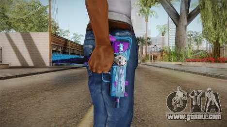 Vindi Halloween Weapon 6 for GTA San Andreas third screenshot