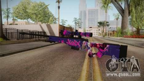 Vindi Halloween Weapon 9 for GTA San Andreas second screenshot