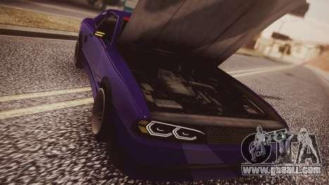 Elegy Hellcat 2.0 for GTA San Andreas right view