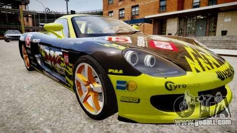 Porsche Carrera GT [EPM] for GTA 4