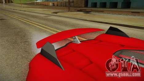 GTA 5 Progen Anubis for GTA San Andreas inner view