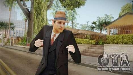 Mafia - Thomas Angelo Coat for GTA San Andreas