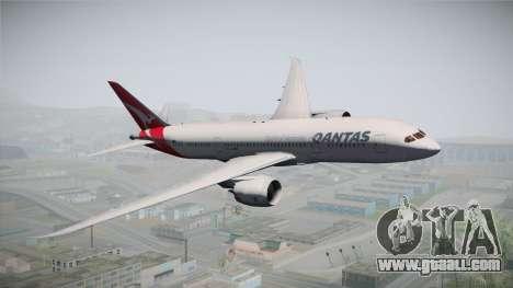 Boeing 787-8 Qantas for GTA San Andreas