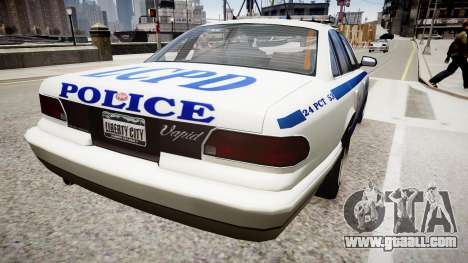 Police Cruiser [ELS] for GTA 4