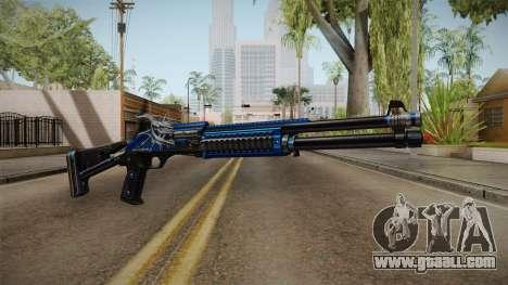Vindi Halloween Weapon 8 for GTA San Andreas second screenshot