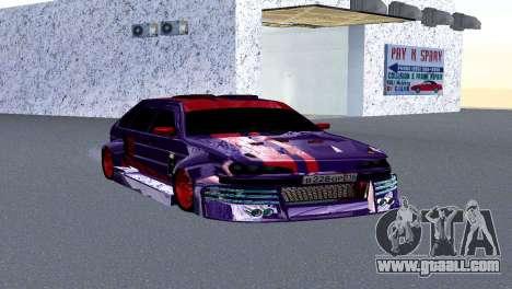 ВАЗ 2114 GTR SPORTS SLS for GTA San Andreas