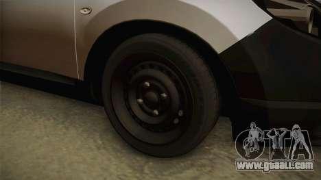 Nissan Qashqai for GTA San Andreas inner view