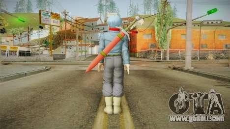 DBX2 - Trunks DBS for GTA San Andreas third screenshot