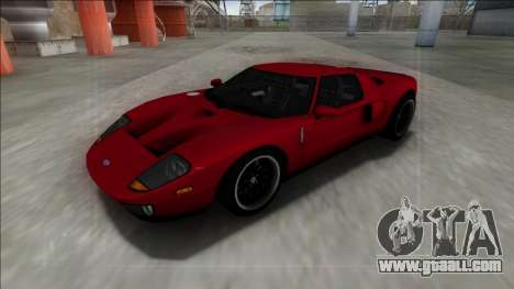 2005 Ford GT for GTA San Andreas