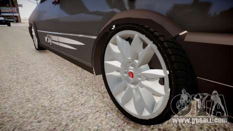 Fiat Uno Way 17 Fixa for GTA 4