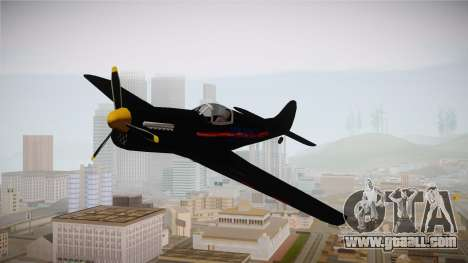 XGS Rustler for GTA San Andreas