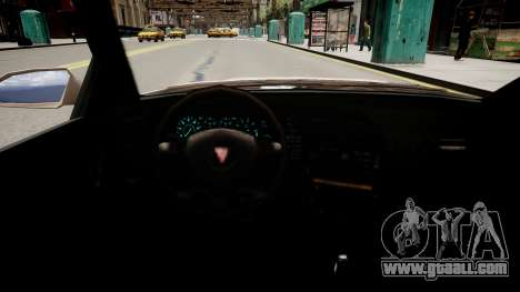 Maibatsu Vincent Tuning for GTA 4 inner view