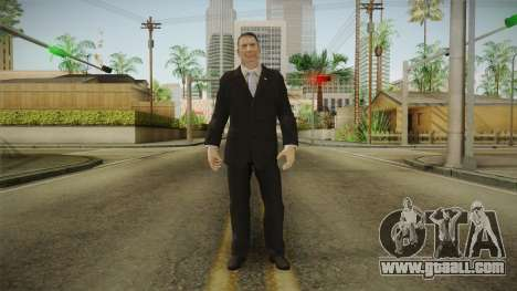 Mauricio Macri for GTA San Andreas second screenshot
