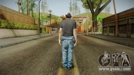 Walter Lamberti for GTA San Andreas third screenshot