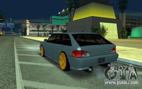 Sultan for GTA San Andreas left view