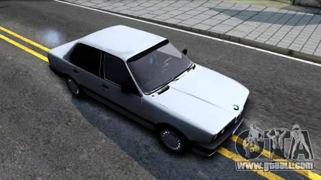 BMW 325i E30 for GTA San Andreas right view