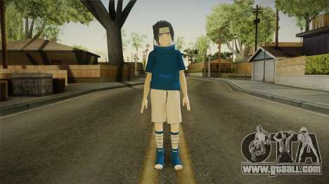 NUNS4 - Sasuke Genin Sharingan for GTA San Andreas