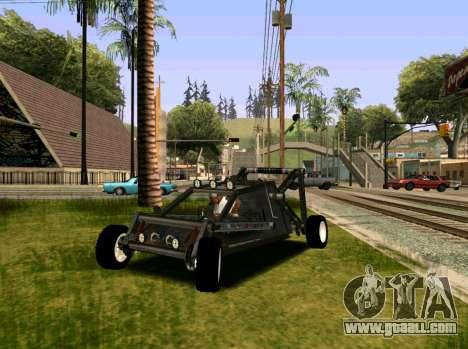 Off Road Car for GTA San Andreas