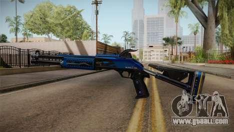 Vindi Halloween Weapon 8 for GTA San Andreas third screenshot