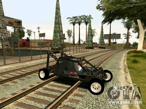 Off Road Car for GTA San Andreas right view