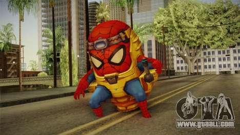 Marvel Future Fight - SPIDOK for GTA San Andreas