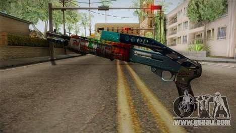 Shotgun Mexican for GTA San Andreas second screenshot