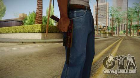 Deadshot Style AP Pistol for GTA San Andreas third screenshot