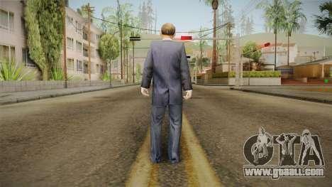 Mafia - Frank Colletti for GTA San Andreas third screenshot