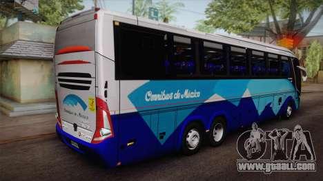 Volvo Omnibus de Mexico for GTA San Andreas left view