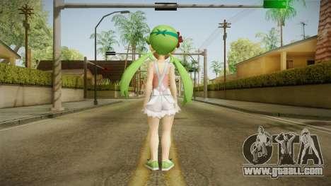 Pokémon Sun (Moon) - Mallow for GTA San Andreas third screenshot