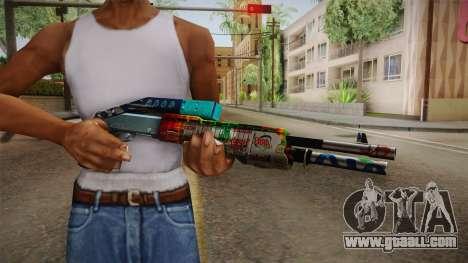Shotgun Mexican for GTA San Andreas third screenshot