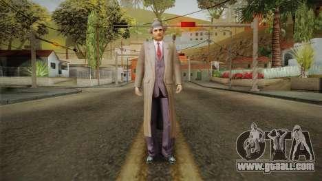 Mafia - Paulie Coat for GTA San Andreas second screenshot