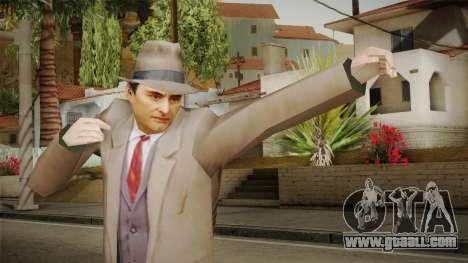 Mafia - Paulie Coat for GTA San Andreas