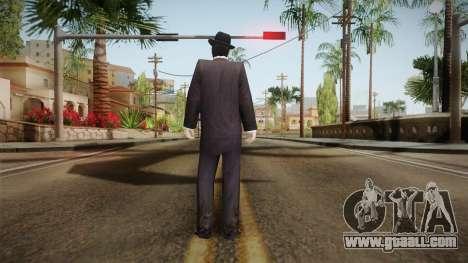 Al Capone Low Poly for GTA San Andreas third screenshot