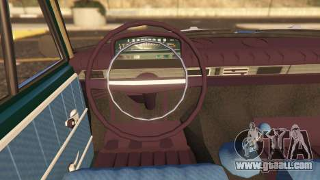 GTA 5 VAZ-2102 right side view