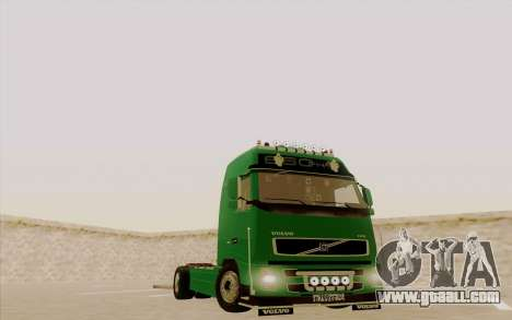Volvo FH16 for GTA San Andreas