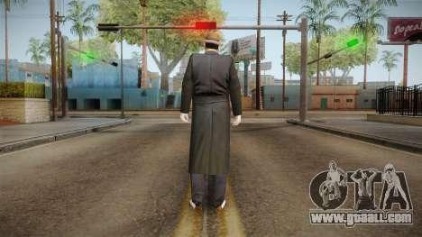 Mafia - Thomas Angelo Coat for GTA San Andreas third screenshot