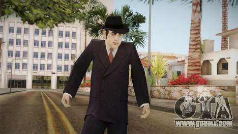 Al Capone Low Poly for GTA San Andreas
