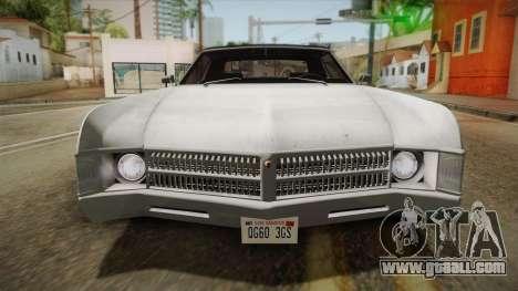 Mafia 3 - Samson Storm for GTA San Andreas right view