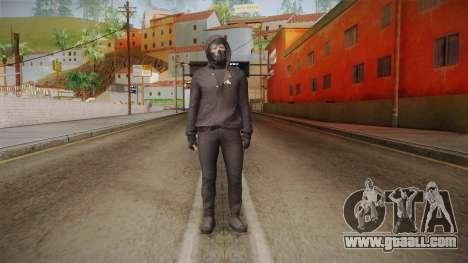 Alan Walker Skin for GTA San Andreas second screenshot